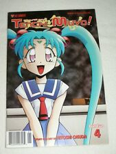 Tenchi Muyo Part 2 No 4 2001 comic