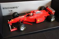 Minichamps Ferrari F1 Launch Car 1998 1:18 #4 Eddie Irvine (GBR)