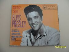 Elvis Presley Don't Be Cruel 4 Track Rare CD Single Made In Germany All Shook Up