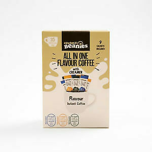 BEANIES FLAVOUR COFFEE, CANDLES AND SHAKES - BUY 3 GET 1 FREE - ALL FLAVOURS.