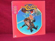 LP THE PURSUIT OF D.B. COOPER JAMES HORNER WAYLON JENNINGS 1981 POLYDOR SEALED