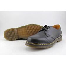 Scarpe classiche da uomo neri Dr. Martens 100% pelle