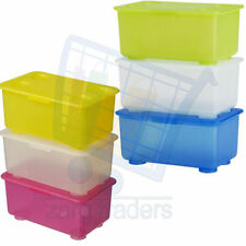 IKEA Lidded Home Storage Boxes