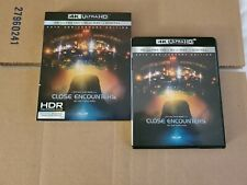 Close Encounters of the Third Kind: w/Rare Oop Slipcover (4K Ultra Hd & Blu-ray)