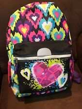 Brightlights Backpack I Love �� 's Light Up Bright Colored Super Cute!