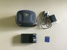 Sony Cyber-shot DSC-W830 20.1 MP Digital camera 8x zoom case charger Black
