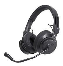 Audio-Technica BPHS2C-UT Broadcast Stereo Headset Headphones (unterminated wire)