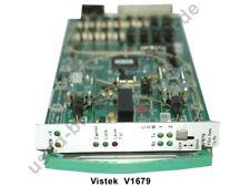 Vistek V1679 - Fibre Data