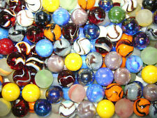 Mixed Toy Marbles