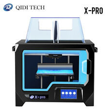 X-Pro, QIDI TECHNOLOGY 3D Printer, Dual Extruder, 4.3 inch Touch Screen