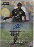 2018 Topps Stadium Club MLS Soccer Autograph AUTO #28 Jonathan Mensah
