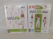 Nintendo Wii Fitness Bundle - Wii Fit & Wii Fit Plus