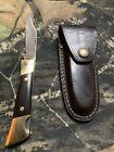 Vintage Camillus NY. USA Sword Brand 3 Lock back Knife