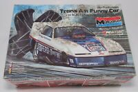 Monogam Don Prudhomme Trans Am Funny Car 1:24 Model Kit Open Box Dragster 1985