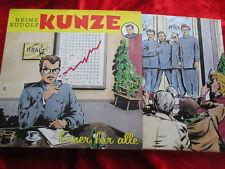 Heinz Rudolf Kunze - Einer für Alle (1988)  GERMANY LP + OIS