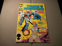 Transformers #9 (Marvel, 1985)