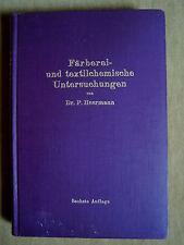 """""""Färberei- und textilchemische Untersuchungen – Anleitung zur chemischen und .."""""""