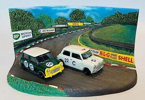Vanguards Heroes of Australian Motorsport - 1966 Bathurst Diorama RD4002