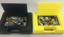 Two Cases of Mixed K'NEX Click & Construct Building Parts