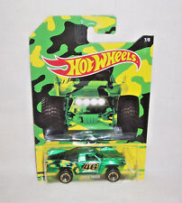 HW 2017 CAMOUFLAGE SERIES Wal-Mart Exclusive Baja Truck DWF46 7/8