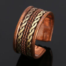 Adjustable Ring Tibetan Medicine Ring Copper Magnetic With Pure Copper