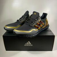 Adidas Ultra Boost Black Gold MTL EG8102 Men's Running Shoe MULTI SIZE FAST SHIP