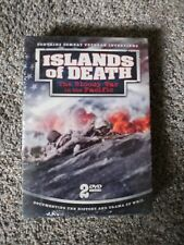 Islands Of Death (DVD 2005 2-Disc Set) Brand New Factory Sealed Video FREE Ship!