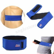 Adjustable Polyester Waist Weight Lifting Support Lower Pain Relief Brace Belt