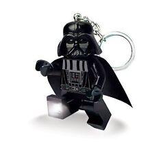 1 X Lego Star Wars Darth Vader LED Light Torch RARE Keyring