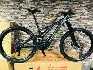 E-Bike MTB Aluminum SPECIALIZED TURBO LEVO COMP 2019 Size M Bargain Used