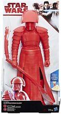 Star Wars E8 Electronic Duel Elite Praetorian Guard 12 Inch Figure