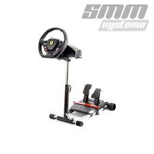 Wheel Stand Pro F458/SPIDER V2 Schwarz Lenkrad Ständer Thrustmaster Fantec Stahl