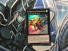 GAIA DRAGON, THE THUNDER CHARGER GERMAN SUPER GAOV-EN046 DE046 LIGHT PLAY YUGIOH