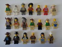 LEGO Avanturier Indiana Johns Personnage Figurine Minifig Choose Model