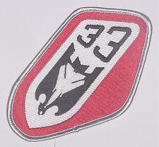 Luftwaffe Aufnäher Patch JaBoG 33 - TaktLwG 33 (Rot) ........A2634
