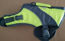 NEW Good2Go Yellow Dog Flotation Vest Life Preserver Size XS Lightweight Neon