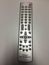 Texas Instruments TV Remote Control with Batteries