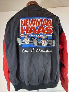 Newman Haas Racing Indy Car Team Of Champions Speedgear Jacket XL RARE