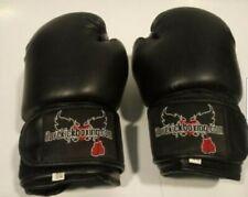 I Love Kickboxing Mma Boxing Style Gloves Black Adult 12 oz Martial Arts Century