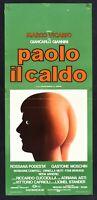 Plakat Paolo Die Warmweiß Giancarlo Giannini Rossana Podestà Moschin Muti N21