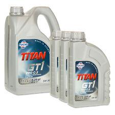 7 (4+3x1) Liter FUCHS TITAN GT1 PRO C-3 5W-30 Motoröl ACEA C3, BMW Longlife-04