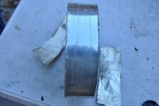 """Silver Aluminum Coil Strip for underground line tracing -2.5"""""""
