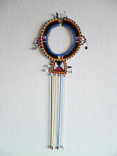 African Maasai Beaded Collar Necklace Neck Piece  Ethnic Tribal Ceremonial