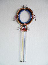 African Maasai Beaded Collar Necklace Neck Piece  Ethnic Tribal Ceremonial