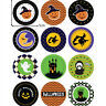 120Pcs Paper Sticker Gift Lable Seal Sticker Candy Bag Labels Halloween SupplieJ