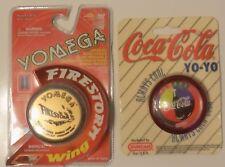 Yo-Yo - Yomega Firestorm Wing & Coca-Cola Yo-Yo by Duncan Toys USA