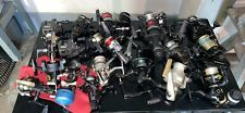 New listing fishing reel lot Of 28. Many Brands