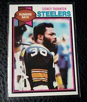 Sidney Thornton 1979 Topps #44 Steelers *PWE*
