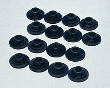 "Steel Valve Spring Retainers Steel For Dual Springs 1.25"" OD .870 .650 ID 10 Deg"