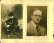 More details for  gypsy violinist alfredo the music hall act signed photograph